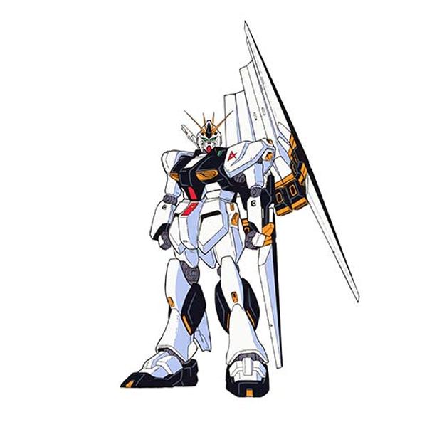 RX-93 νガンダム(ニューガンダム) [ν Gundam]