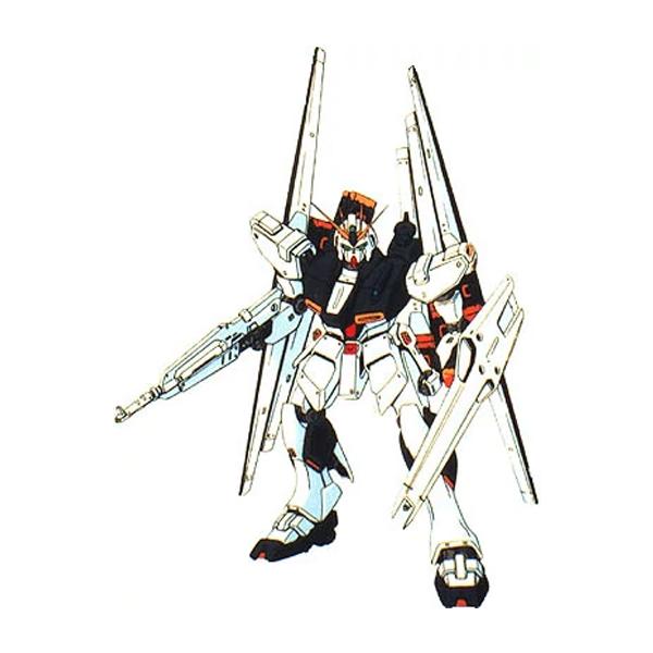 RX-93 νガンダム(ダブル・フィン・ファンネル装備型) [ν Gundam Double Fin Funnel Type]