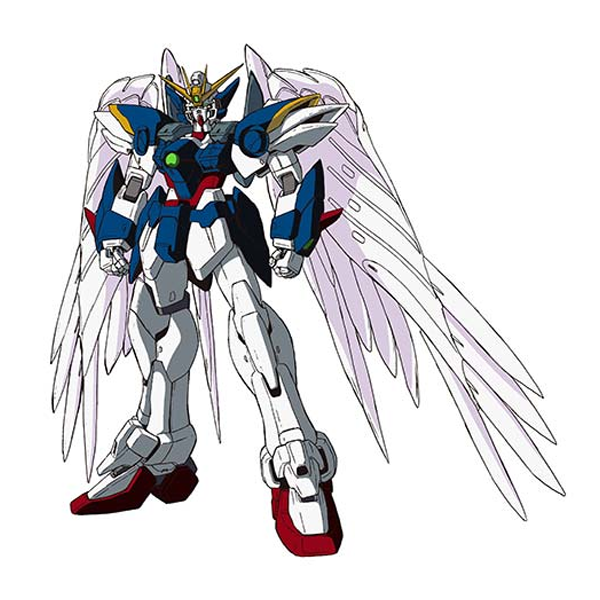 XXXG-00W0 ウイングガンダムゼロ(Endless Waltz版) [Wing Gundam Zero]