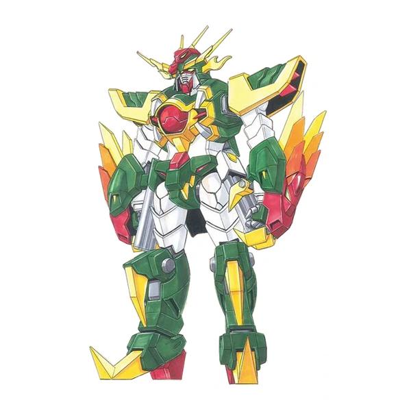 GF13-011NCII ガンダムダブルドラゴン [Gundam Double Dragon]