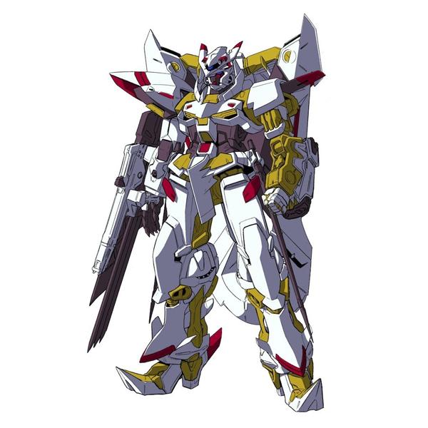 MBF-P01-Re3 ガンダムアストレイゴールドフレーム天ハナ
