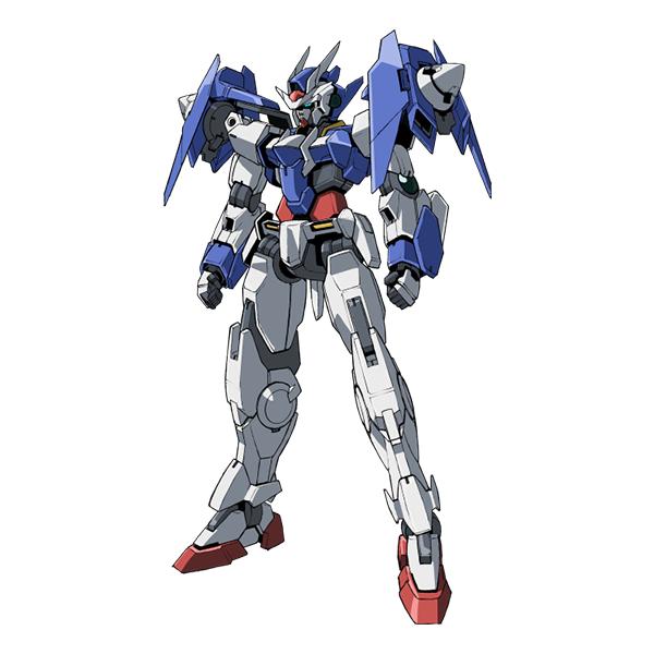 GN-0000DVR ガンダムダブルオーダイバー [Gundam 00 Diver]