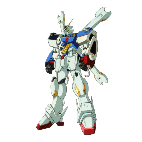 XM-X1 クロスボーン・ガンダムX1パッチワーク