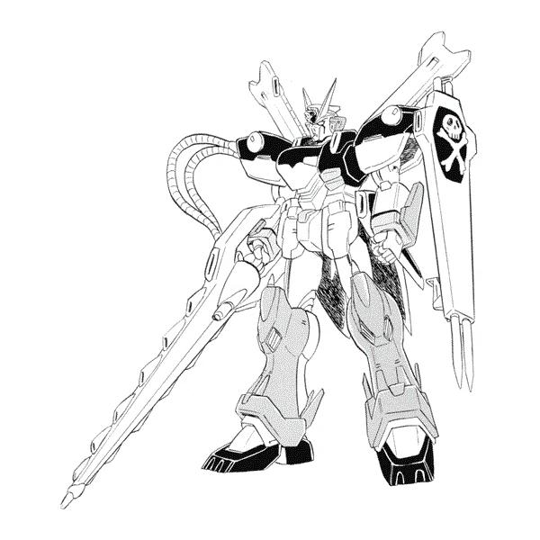 XM-X1 クロスボーン・ガンダムX1フルアーマー