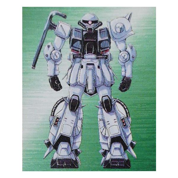 MS-06FZ ザクII改高機動タイプ