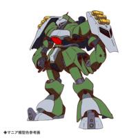 MSN-03 ヤクト・ドーガ