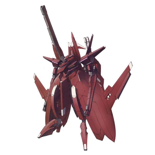 GNW-20000/J ヤークトアルケーガンダム [Jagd Arche Gundam]