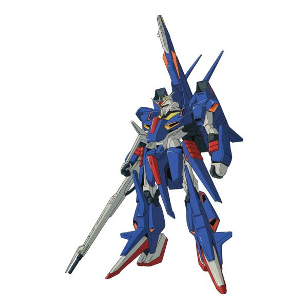 MSZ-008 ZII〈ゼッツー〉