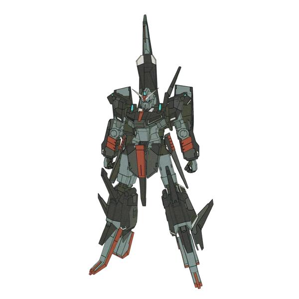 MSZ-008 ΖII〈ゼッツー〉[トラヴィス・カークランド専用機] [ZII Travis Kirkland Custom]