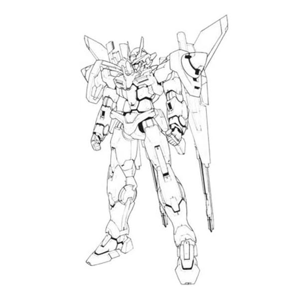 GN-0000/XN ザンダブルオーガンダム [XN 00 Gundam]