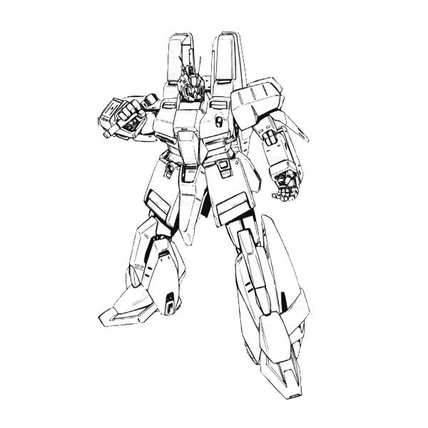 MSΖ-007AR ZARG〈ザーグ〉