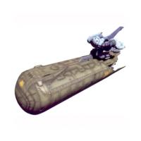 MSM-07Di ゼーゴック モビルダイバー第二兵装
