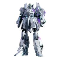 MSZ-006-3A ゼータガンダム3号機A型〈ホワイト・ゼータ〉 [Zeta Gundam 3A Type]