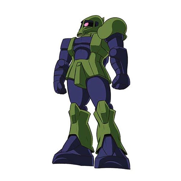 MS-05B ザクI〈旧ザク〉 [Zaku I]