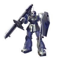 MS-05S ザクI[ゲラート・シュマイザー専用機]