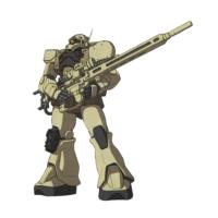MS-05L ザクI・スナイパータイプ [Zaku I Sniper Type]