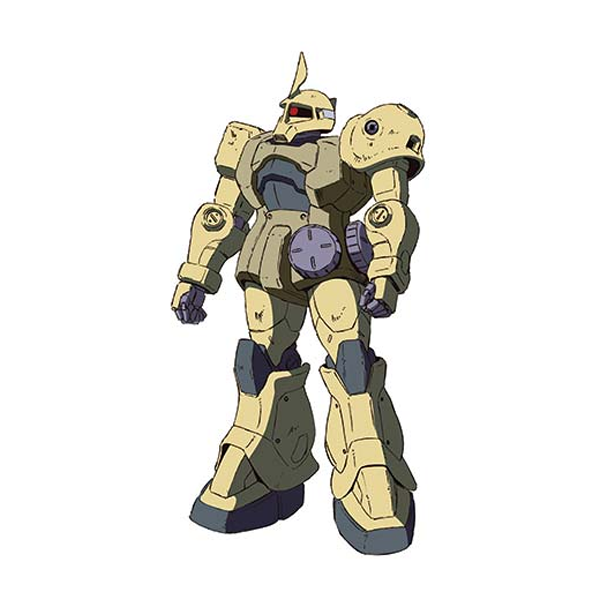 MS-05 ザクI [トップ小隊隊長機]
