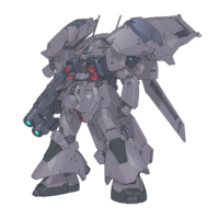 AMX-011EW ザクIII強行偵察型 [Zaku III Recon Type]《A.O.Z》