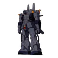 MS-06E-3 ザク・フリッパー [Zaku Flipper]