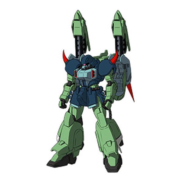 ZGMF-1000 ケルベロスザクウォーリア[アイザック・マウ専用機]