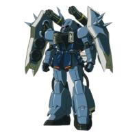 ZGMF-1001/K スラッシュザクファントム[イザーク・ジュール専用機]