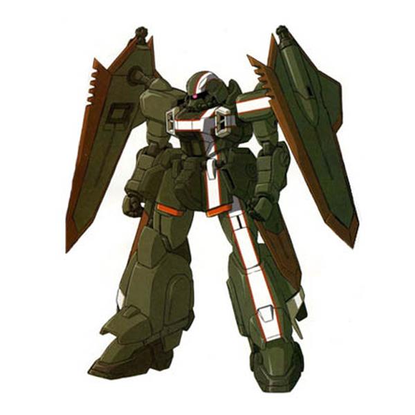 ZGMF-1001 ザクファントム[カイト・マディガン専用機]