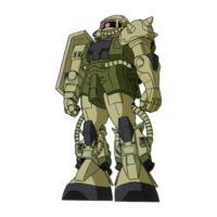 MS-06R-1 高機動型ザクII 初期型 [Zaku II High Mobility Initial Type]