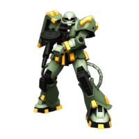 MS-06T ザク・トレーナー〈訓練用ザクII〉 [Zaku Trainer Type]