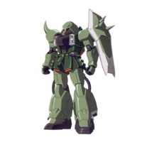 ZGMF-1000 ザクウォーリア [ZAKU Warrior]