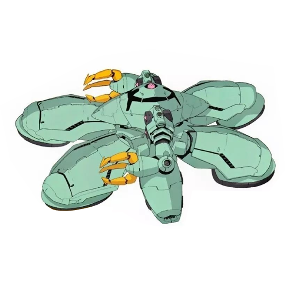 MSM-10 ゾック 《サンダーボルト》