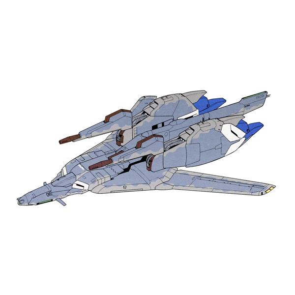 MSZ-006A2 ゼータプラスA2型 [Ζeta Plus A2]
