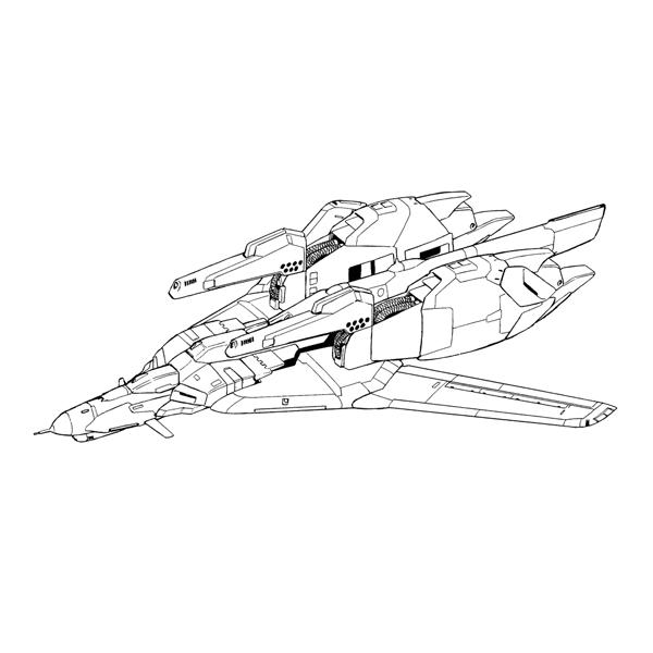 MSZ-006B ゼータプラスB型 [Ζeta Plus B]