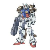"""RX-78GP01 ゼフィランサス(アクア装備) [Gundam """"Zephyranthes"""" Aqua Type]"""