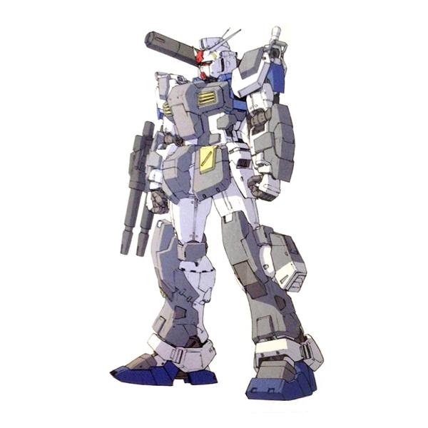RX-78GP01-FA ガンダム試作1号機フルアーマー [Gundam GP01 (Full Armor Type)]