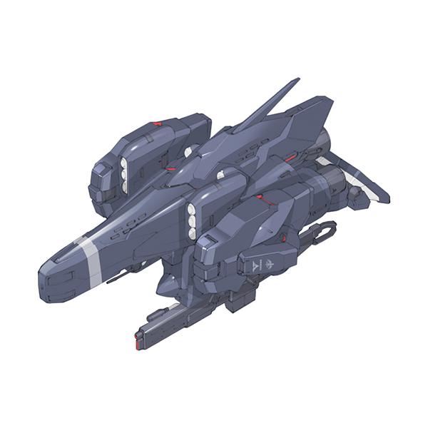 RGM-79Q ジム・クゥエル(ズサブースター・マリンタイプ装着型)《A.O.Z》