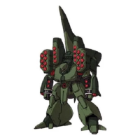 AMX-102 ズサ[袖付き仕様機]