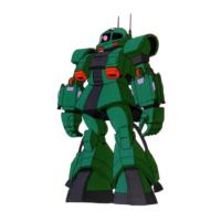 MS-06Z サイコミュ試験型ザク〈ビショップ〉 [Psycommu System Zaku]