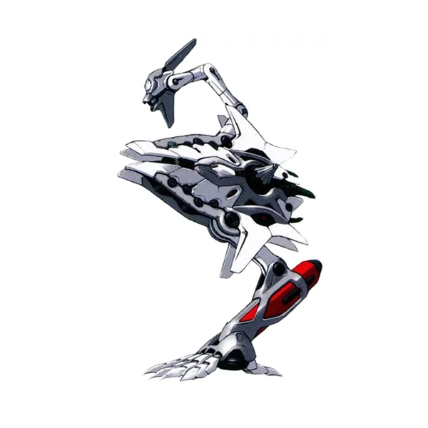 MAN-05B グロムリン・フォズィル [Gromlin Fossil]