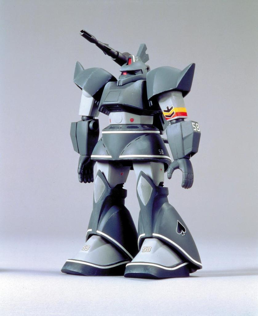 旧キット モビルスーツバリエーション(MSV) 1/144 MS-14C ゲルググキャノン [Mobile Suit Variations Gelgoog Cannon]