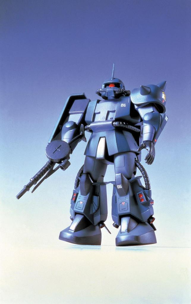 旧キット モビルスーツバリエーション(MSV) 1/144 MS-06R ザクII [Mobile Suit Variations Zaku II]