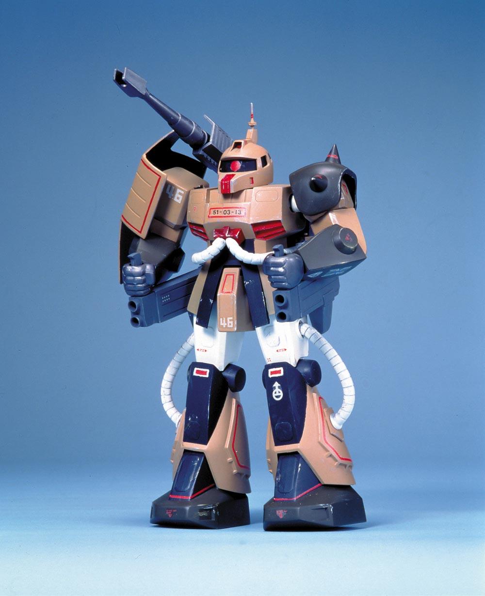 旧キット モビルスーツバリエーション(MSV) 1/100 MS-06K ザクキャノン [Mobile Suit Variations Zaku Cannon]