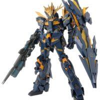 PG 1/60 RX-0[N] ユニコーンガンダム2号機 バンシィ・ノルン [Unicorn Gundam 02 Banshee Norn] 素組画像