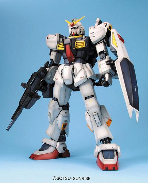 PG 1/60 RX-178 ガンダムMk-II (エゥーゴカラー) [Gundam Mk-II (AEUG colors)]