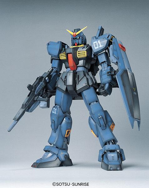 PG 1/60 RX-178 ガンダムMk-II (ティターンズカラー) [Gundam Mk-II (Titans colors)]