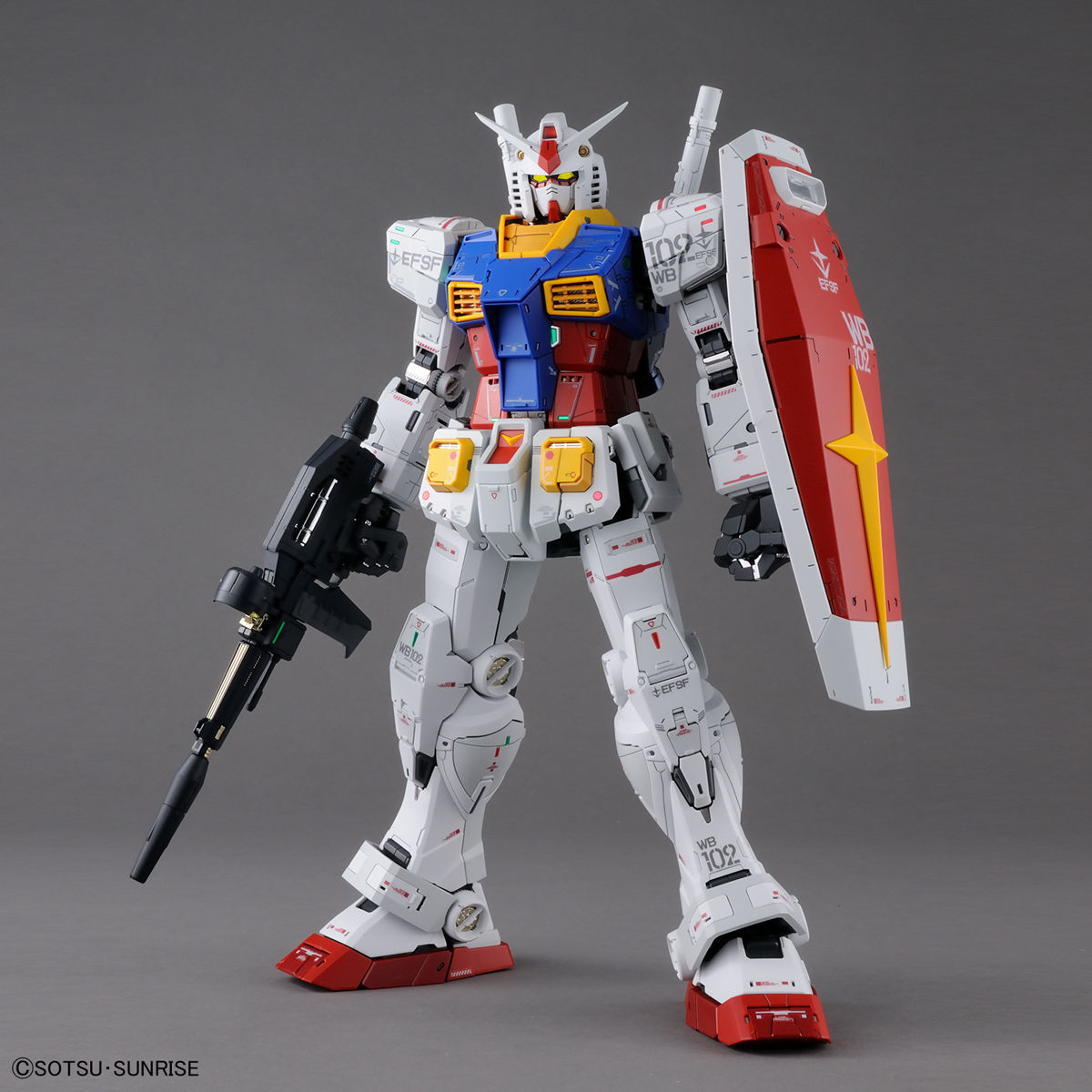 PG UNLEASHED 1/60 RX-78-2 ガンダム 5060765