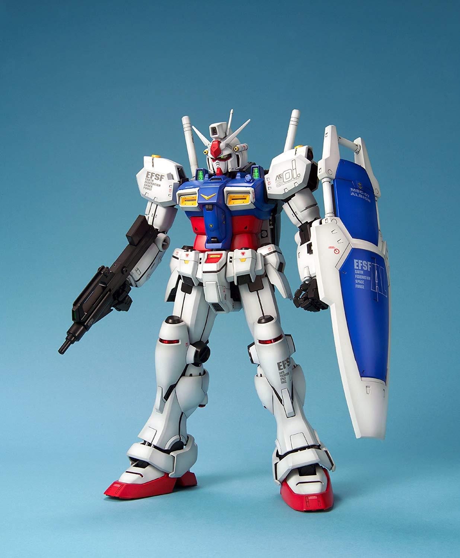 "PG 1/60 RX-78GP01/Fb ガンダムGP01/Fb(ゼフィランサス・フルバーニアン) [Gundam ""Zephyranthes""/Fb] 0116409"