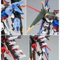 PG 1/60 ストライクガンダム用 パーフェクトストライクガンダム拡張パーツ 公式画像8