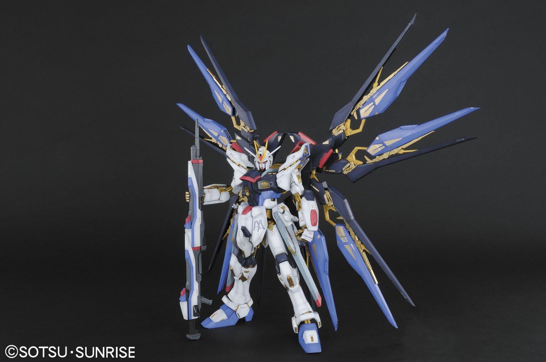 PG 1/60 ZGMF-X20A ストライクフリーダムガンダム [Strike Freedom Gundam] 0165506 4543112655066 5063056 4573102630568