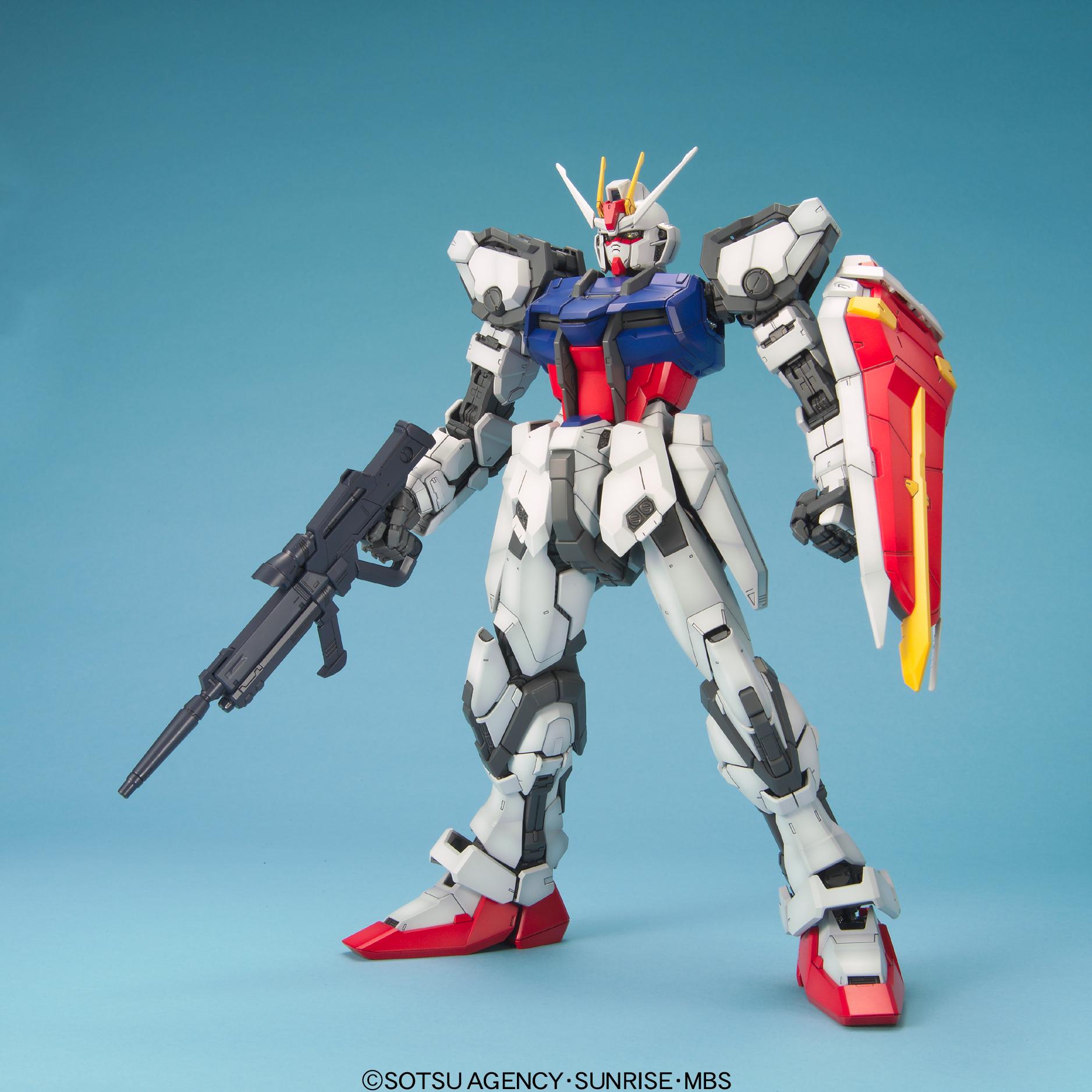 60971PG 1/60 GAT-X105 ストライクガンダム [Strike Gundam]