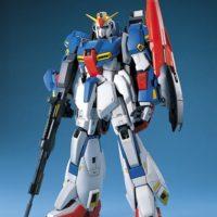 PG 1/60 MSZ-006 ゼータガンダム [Zeta Gundam] 素組画像